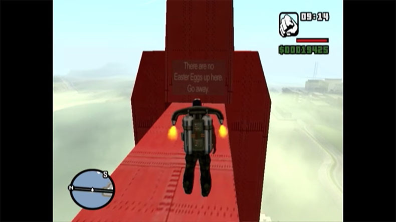 15 Gta San Andreas No Easter Eggs Copy