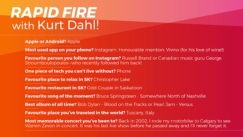 4771 Sask Tel Kurt Dahl Rapid Fire Question