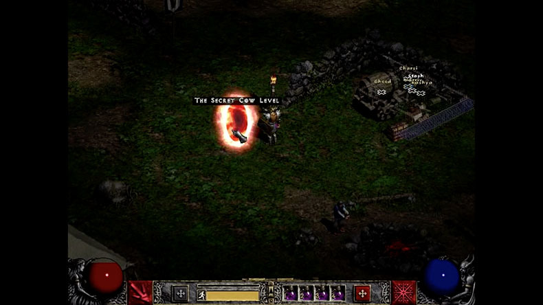 6 Diablo 2 Cow Level