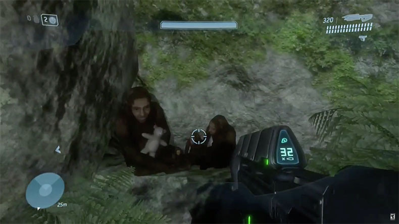 8 Halo 3 Cavemen